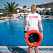 Lifeguard — Stock Photo