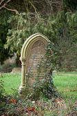Headstone — Stock Photo