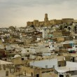 Stock Photo: Overview of sousse (tunisia)