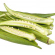 Stock Photo: Fresh Okra