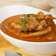 Pork Rib Panaeng Curry — Stock Photo