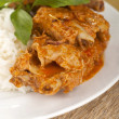 Panaeng Pork Rib Curry — Stock Photo #11382490