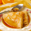 Crepes Suzette — Stock Photo #11561788