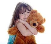 My favourite teddy bear — Stock Photo