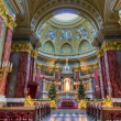 Royalty-Free Stock Photo: Saint Stephen basilica interior, Budapest