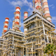 Natural gas power plant — Stock Photo #11024692