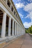 Stoa attalus, atény, řecko — Stock fotografie
