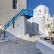 Stock Photo: PanagiKorfiatisschurch, Milos island, Cyclades, Greece