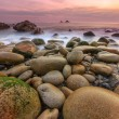 Porth Nanven - Cot Valley West Cornwall at sunset — Stock Photo #10821928