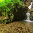 St Nectans Glen, Tintagel, Cornwall — Stock Photo