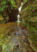 St Nectans Glen, Tintagel, Cornwall — Stock Photo
