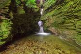 St nectans glen, tintagel, Cornovaglia — Foto Stock