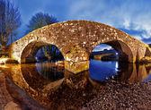 Two Bridges — Stock Photo