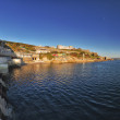 Plymouth Hoe and Seafront - Stock Photo