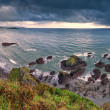Stock Photo: Devon Coast