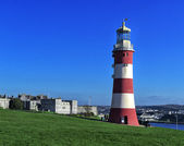 Smeaton's Tower Lighthouse — Stock Photo