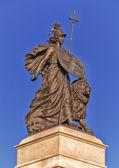 Britannia Statue — Stock Photo