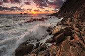 Porth Nanven — Stock Photo