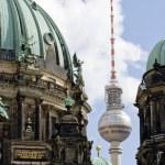 Berlin, Berliner Dom — Stock Photo