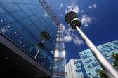 Modern London cityscape, LONDON, UK — Stock Photo