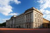 Landscape view of Buckingham Palace in London, UK — Stockfoto