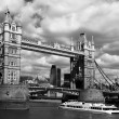 Famous Tower Bridge, London, UK - Foto de Stock
