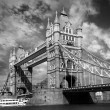 Famous Tower Bridge in London, UK — Stock Photo