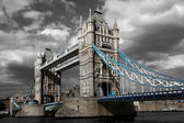 Ponte famosa torre, londres, reino unido — Foto Stock