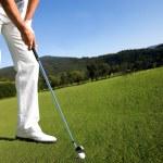 man golfen — Stockfoto #11086475