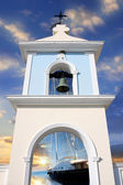 Church bell in Greece — Stock Photo