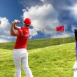 man golfen — Stockfoto #11171331