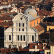 Stock Photo: Venice with church in Italy
