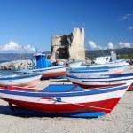 Fishing boats — Stock Photo #11278618