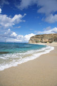 Azure coast of Calabria — Stock Photo