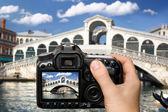 Venice Photographer — Stock Photo