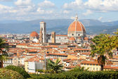 Florence cathedral,Tuscany, Italy — Stock Photo