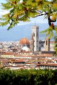 Florencia catedral, toscana, italia — Foto de Stock