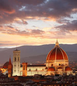 Florence cathedral in Tuscany, Italy — Stock Photo