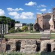 The Forum Romanum in Rome — Foto de Stock