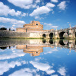 Stock Photo: Castel Sant'Angelo, Rome