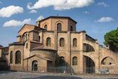 Ravenna, San Vitale Basilica, Italy — Stock Photo
