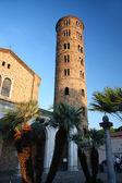 Iglesia st.apollinaris de Ravenna, Italia — Foto de Stock