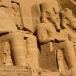 Abu Simbel. Egypt. - Stock Photo