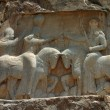 Naqsh-e Rostam, Tombs of Persian Kings, Iran — Stock Photo