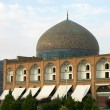 Sheikh Lotfollah Mosque. Imam Square. Isfahan. Iran. — Stock Photo
