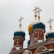 Monastery of Holy Sign. Moscow. Russia. — Stock Photo
