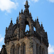 Detail of St Giles Cathedral. Edinburgh. Scotland. UK. — Photo #10789107