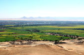Nile Valey view — Stock Photo