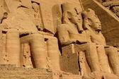 Abu Simbel. Egypt. — Stock Photo