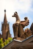 Gargoyle, St. Mary's Cathedral. Sydney. Australia — Photo